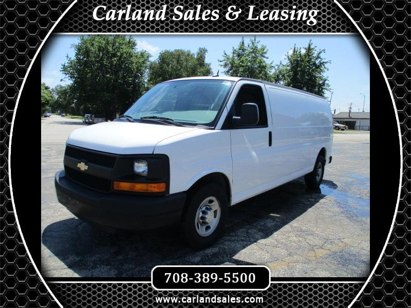 2015 Chevrolet Express 3500 Cargo Extended