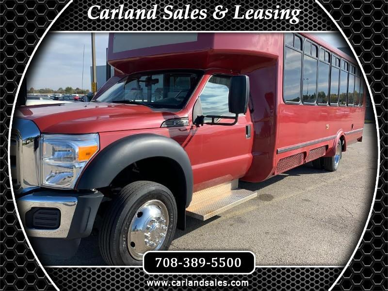 2015 Ford F-550 DRW 2WD