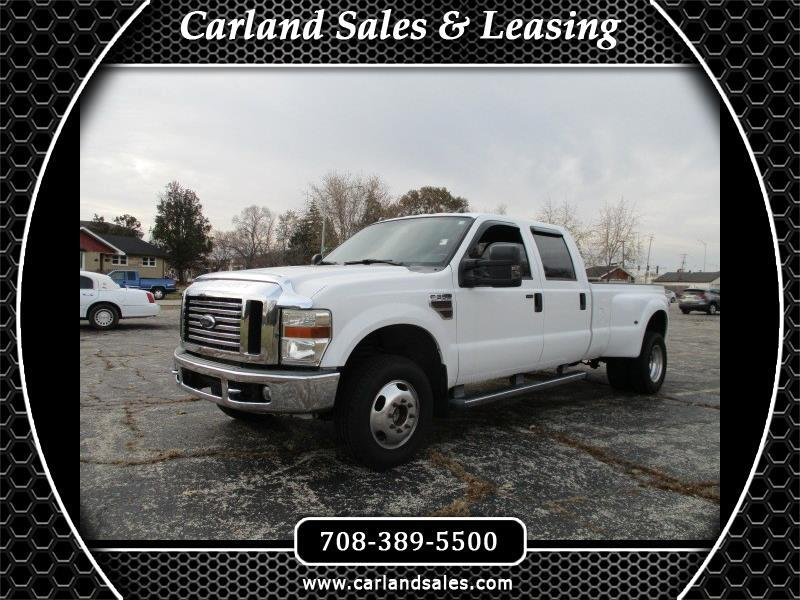 Ford F-350 SD FX4 Crew Cab Long Bed DRW 4WD 2009