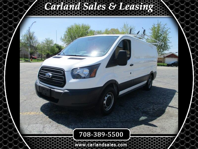Ford Transit 150 Van Low Roof 60/40 Pass. 130-in. WB 2016