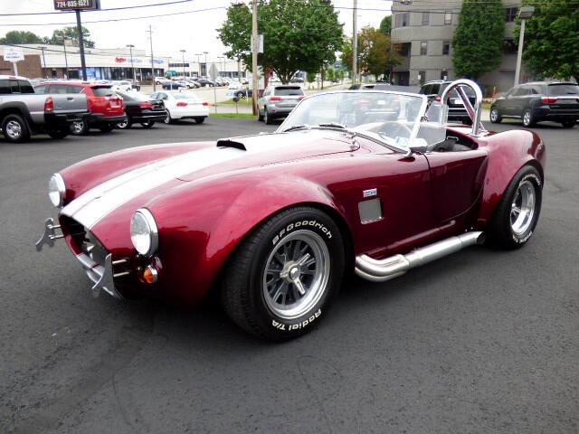 1965 Cobra Factory Five