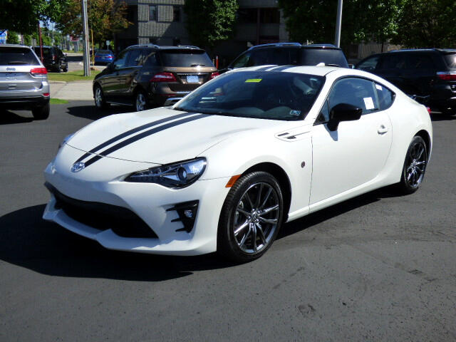 2017 Toyota 86 860 Special Edition Manual (Natl)