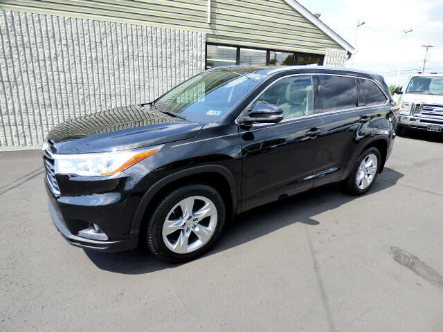 2015 Toyota Highlander AWD 4dr V6 Limited Platinum (Natl)