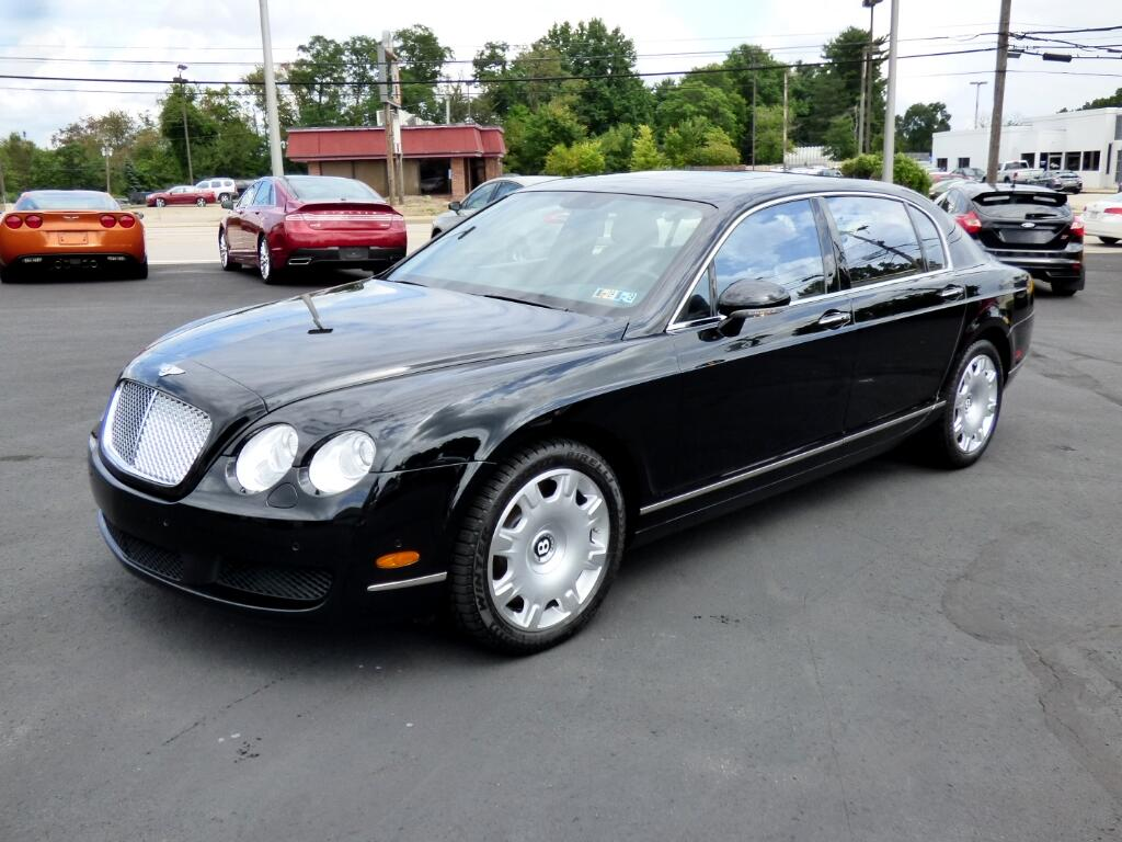 2008 Bentley Continental Flying Spur 4dr Sdn