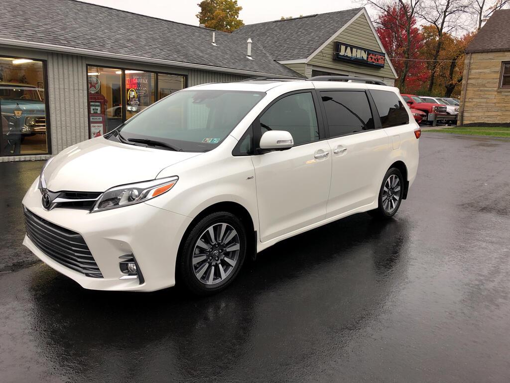 2018 Toyota Sienna Limited Premium AWD 7-Passenger (Natl)