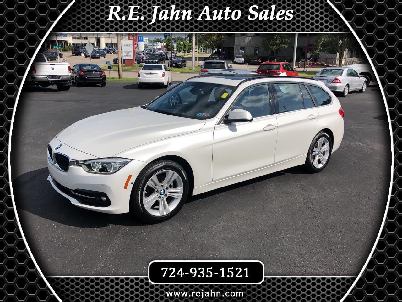 2017 BMW 3 Series 330i xDrive Sports Wagon