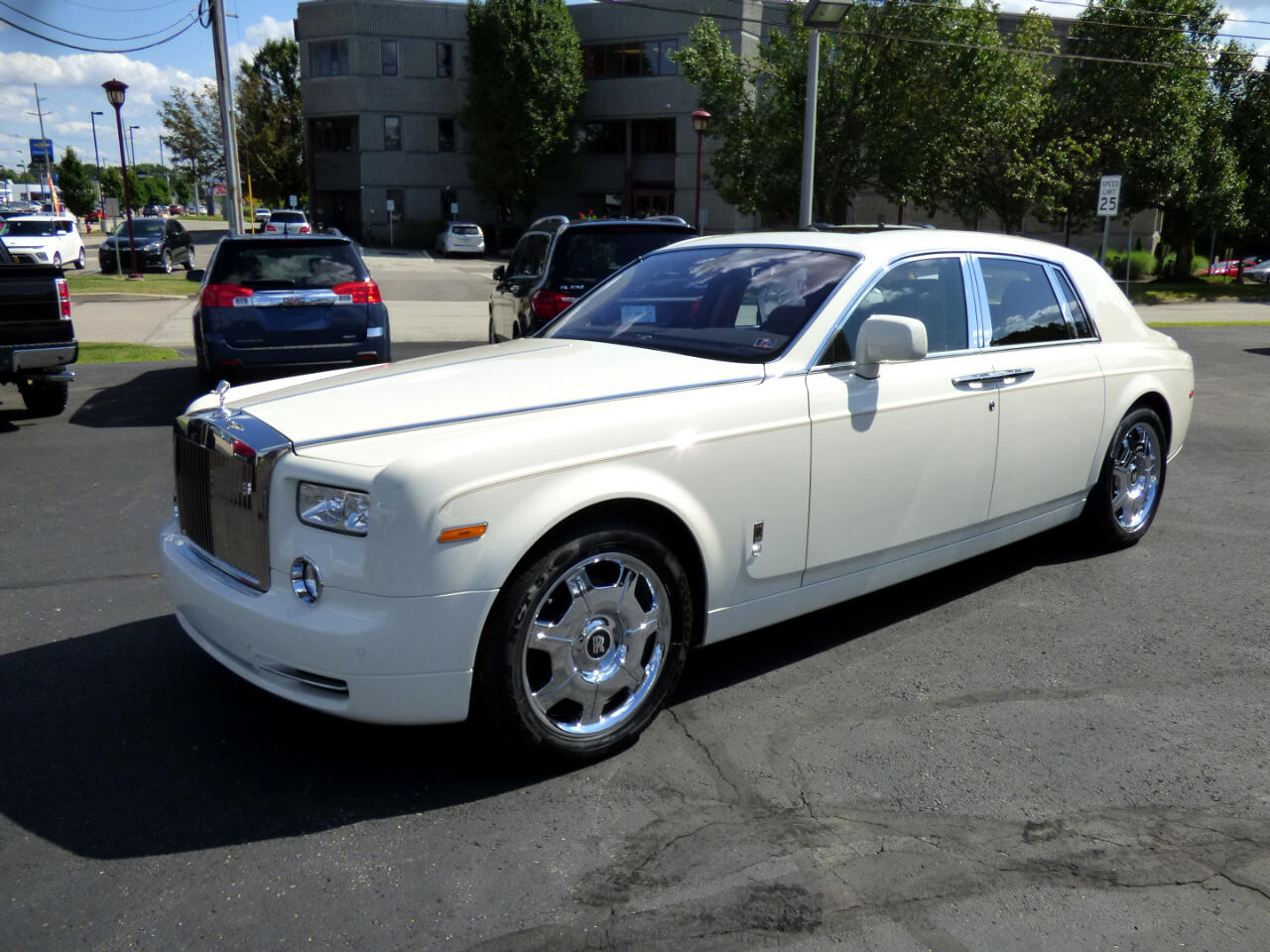 2009 Rolls-Royce Phantom 4dr Sdn