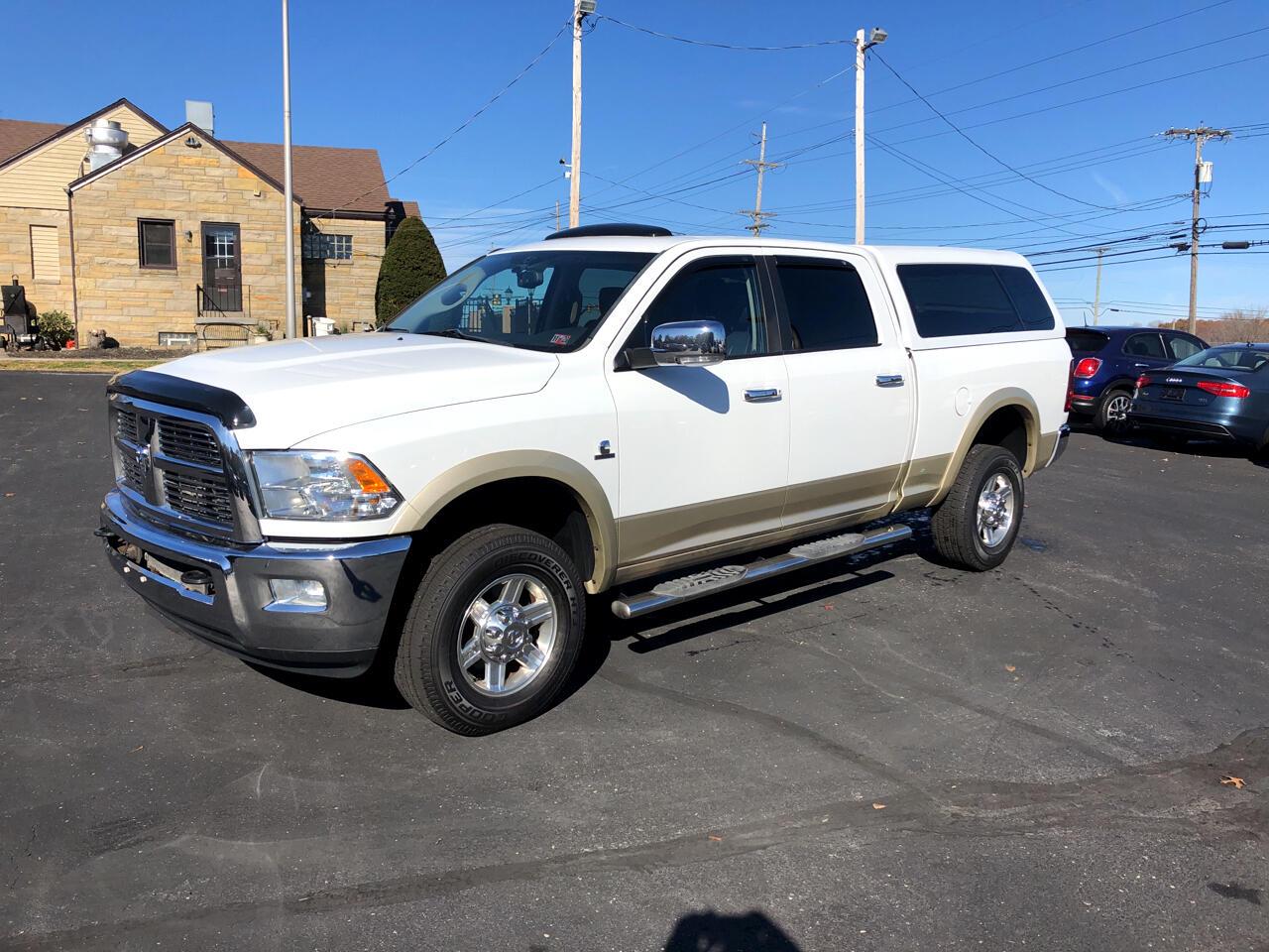 """RAM 2500 4WD Crew Cab 149"""" Laramie 2011"""