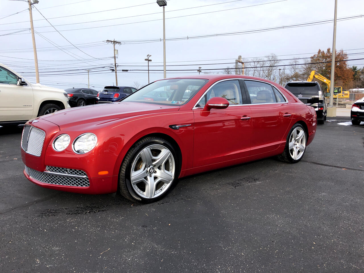2014 Bentley Flying Spur 4dr Sdn