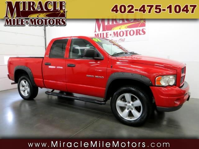Used 2002 Dodge Ram 1500 For Sale In Lincoln, NE 68526 Miracle Mile Motors