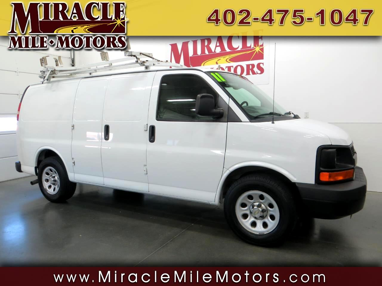 2011 Chevrolet Express Work Van