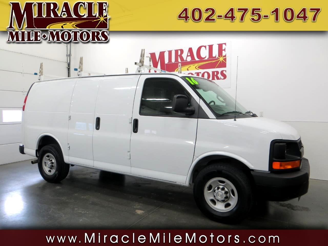 2016 Chevrolet Express Work Van