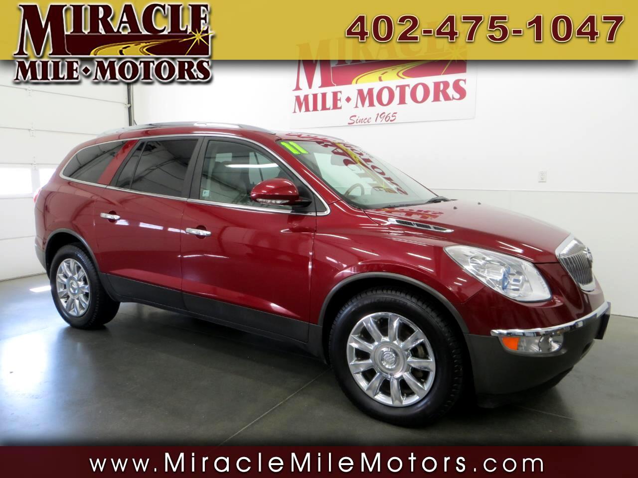 2011 Buick Enclave CXL