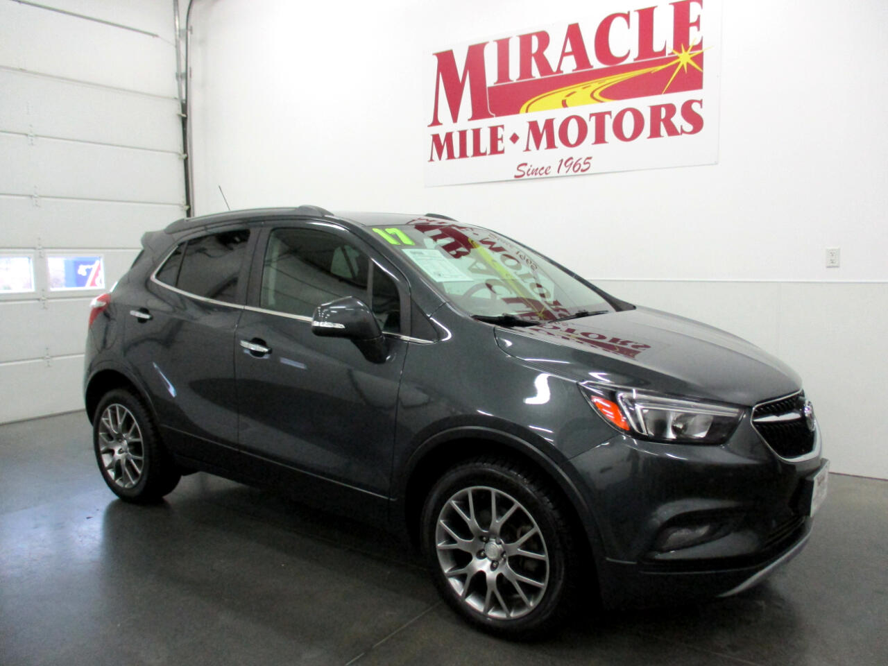 Buick Encore AWD 4dr Sport Touring 2017