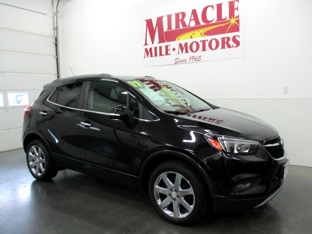 Buick Encore AWD 4dr Preferred II 2017