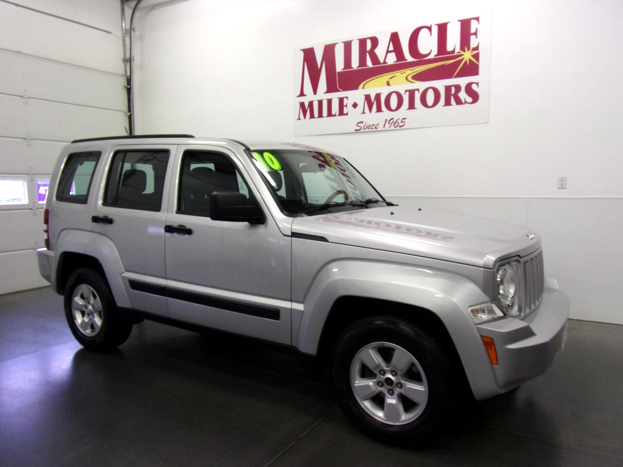 Jeep Liberty 4WD 4dr Sport 2010