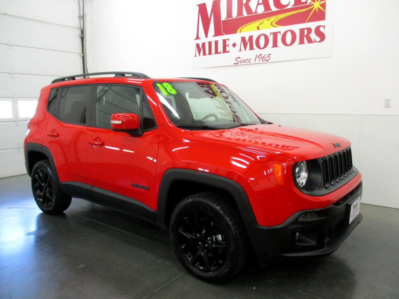Jeep Renegade Altitude 4x4 2018