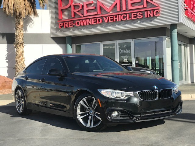 2015 BMW 4-Series Gran Coupe 428i