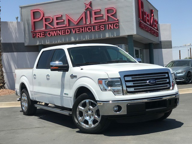 2014 Ford F-150 King Ranch SuperCrew 6.5-ft. Bed 2WD