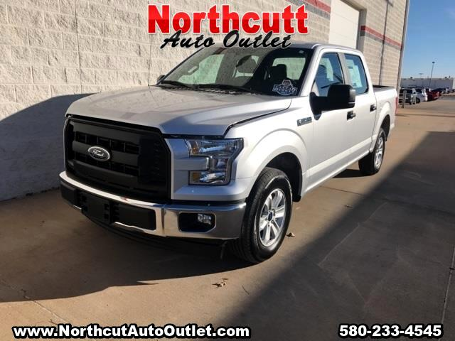 2017 Ford F-150 XL SuperCrew 5.5-ft. Bed 2WD