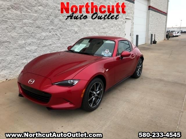 2017 Mazda MX-5 Miata RF Grand Touring 6AT