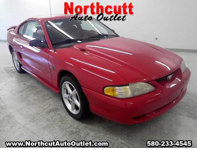 1995 Ford Mustang GT Coupe