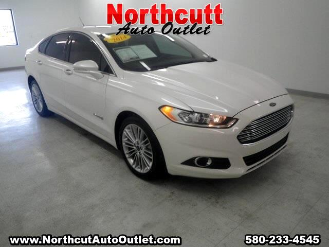 2014 Ford Fusion 4dr Sdn SE Hybrid FWD