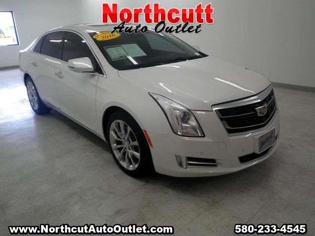 2016 Cadillac XTS 4dr Sdn Premium Collection AWD