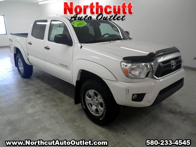 2015 Toyota Tacoma 2WD Double Cab V6 AT PreRunner (Natl)
