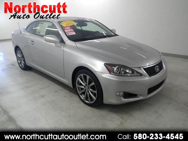 2015 Lexus IS 250C 2dr Conv