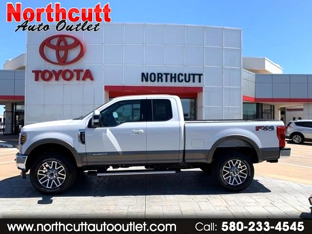 2019 Ford Super Duty F-250 SRW XL 4WD SuperCab 6.75' Box