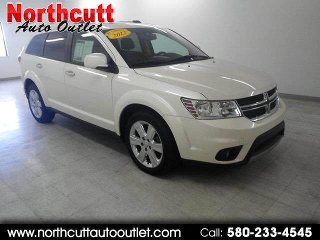 2012 Dodge Journey FWD 4dr Crew