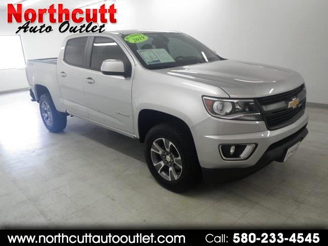 "2019 Chevrolet Colorado 4WD Crew Cab 128.3"" Z71"