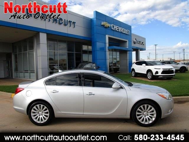 2012 Buick Regal 4dr Sdn Premium 1