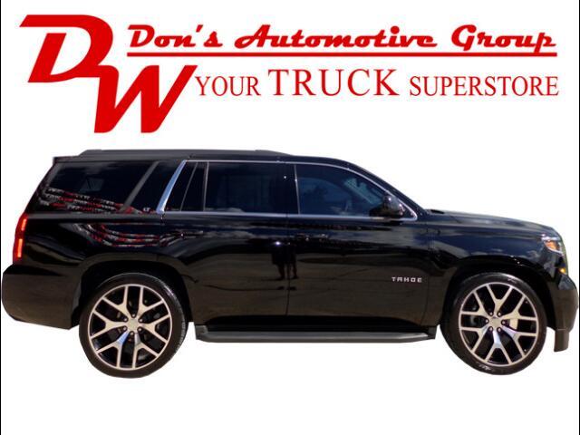 2017 Chevrolet Tahoe LT 2WD
