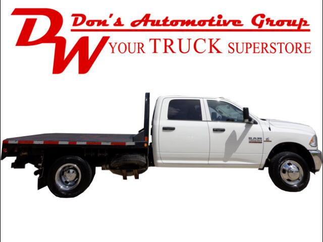 2017 RAM 3500 Chassis Cab Tradesman Crew Cab 4WD