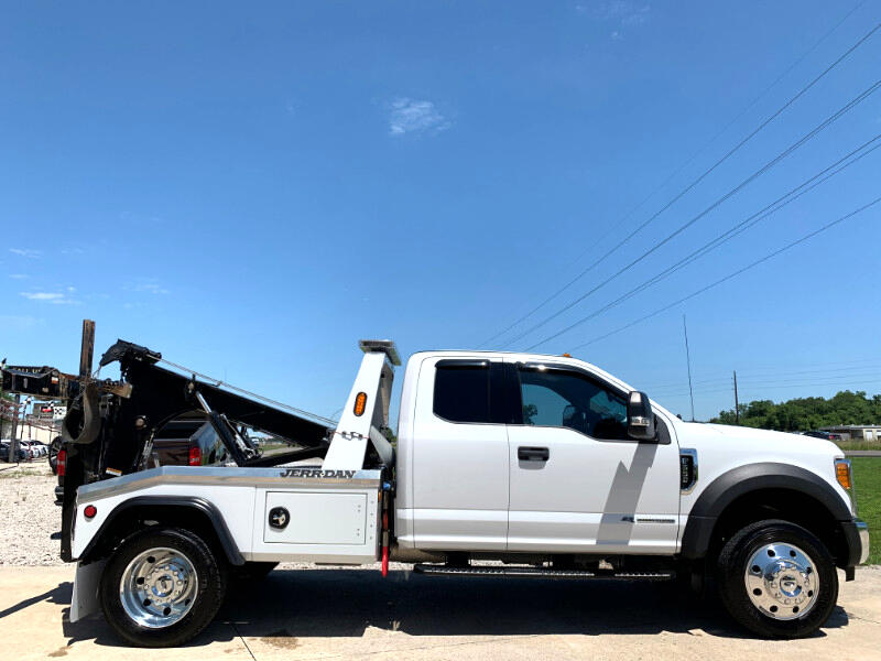 2017 Ford F-550 SuperCab DRW 2WD