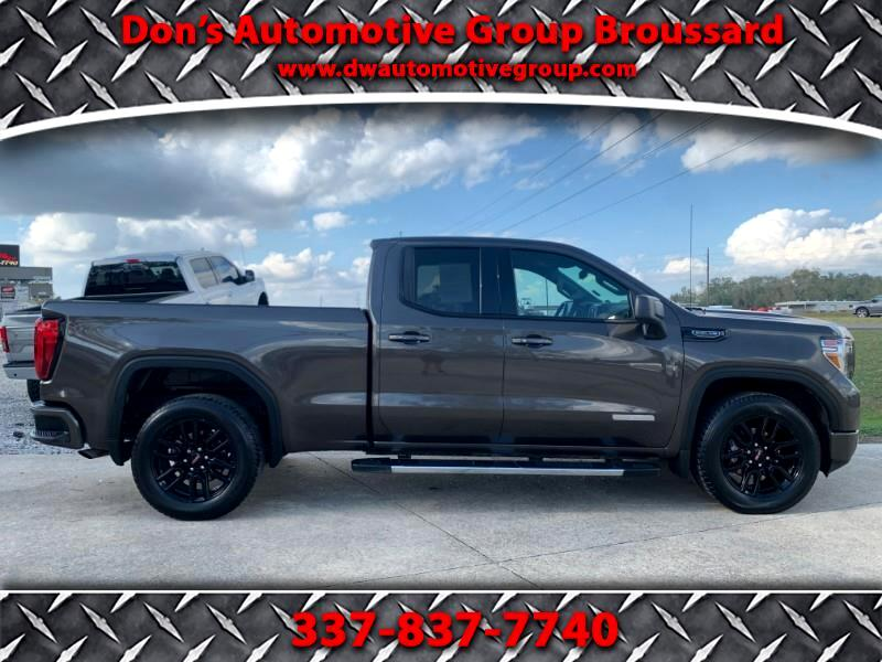 GMC Sierra 1500 Elevation Double Cab 2WD 2019