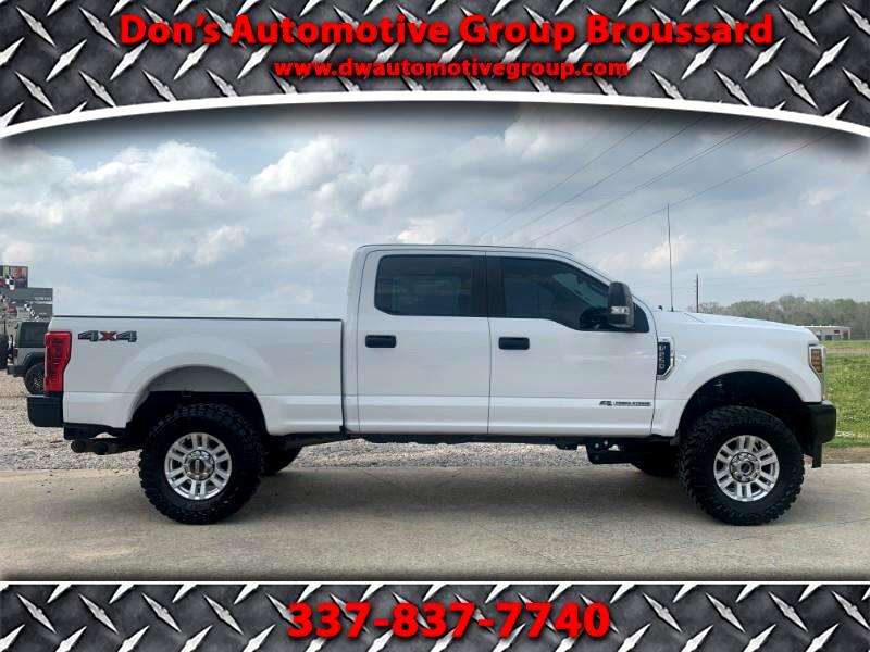 Ford F-250 SD XL Crew Cab 4WD 2019