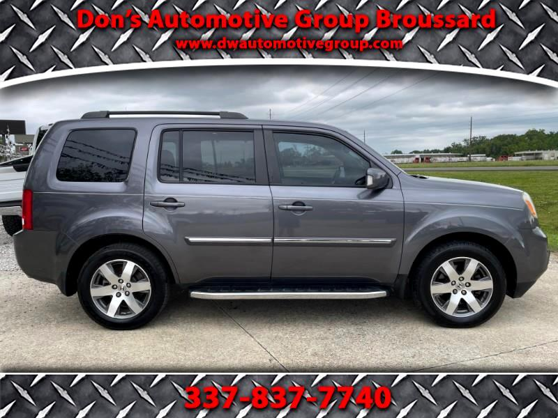 Honda Pilot Touring 2WD 5-Spd AT with DVD 2014