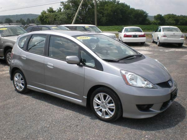 2009 Honda Fit Sport AT
