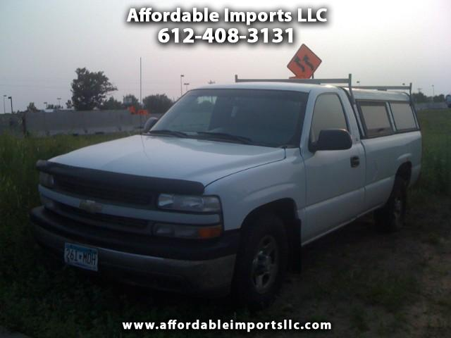 2001 Chevrolet Silverado 1500 LS Long Bed 2WD