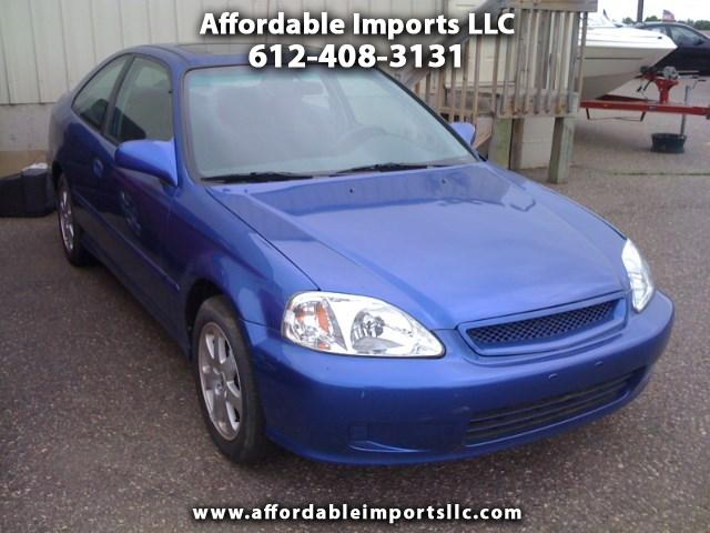 2000 Honda Civic Si Coupe