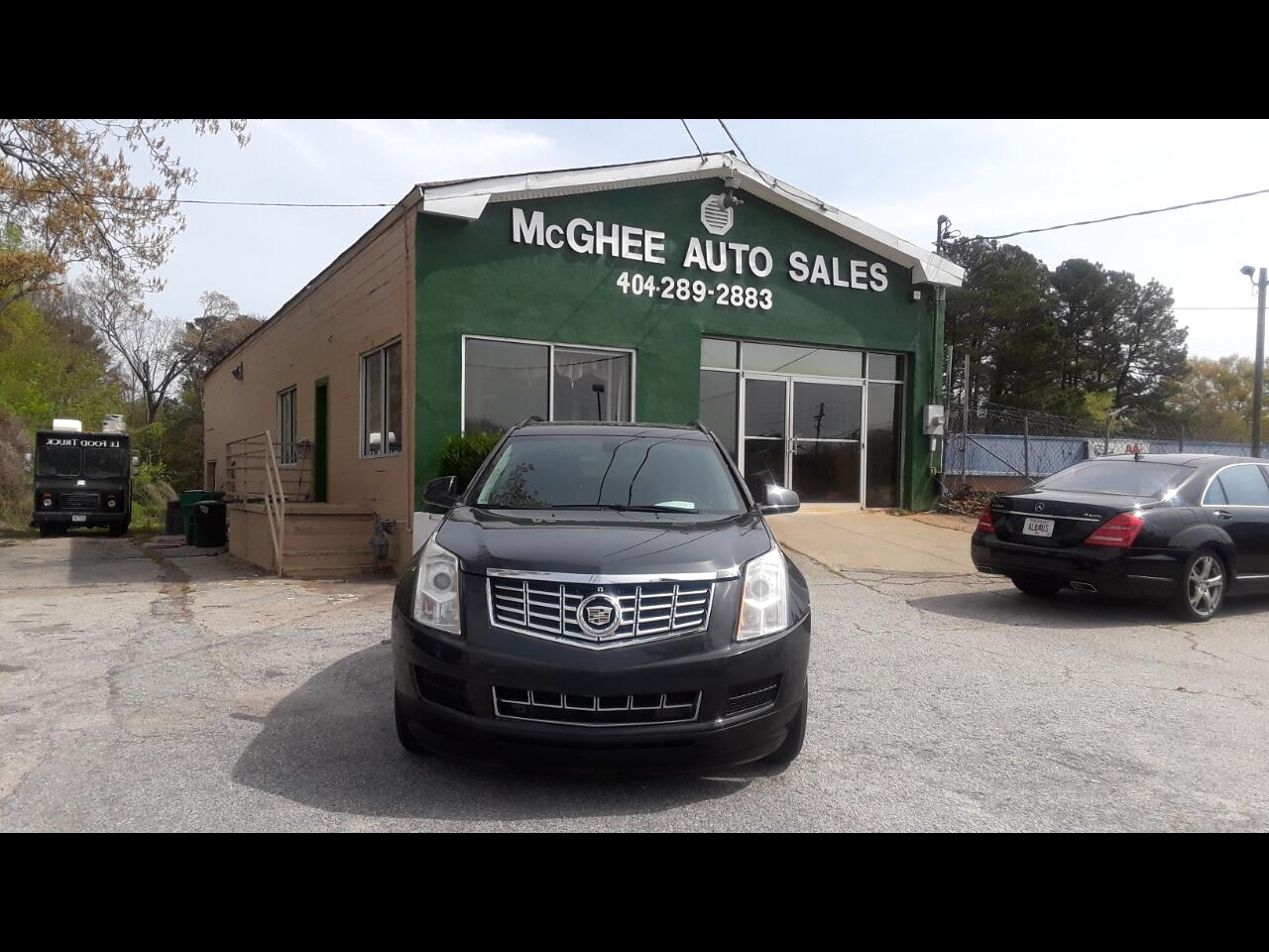 2014 Cadillac SRX Standard FWD