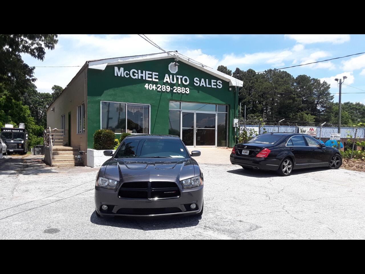 2014 Dodge Charger SXT