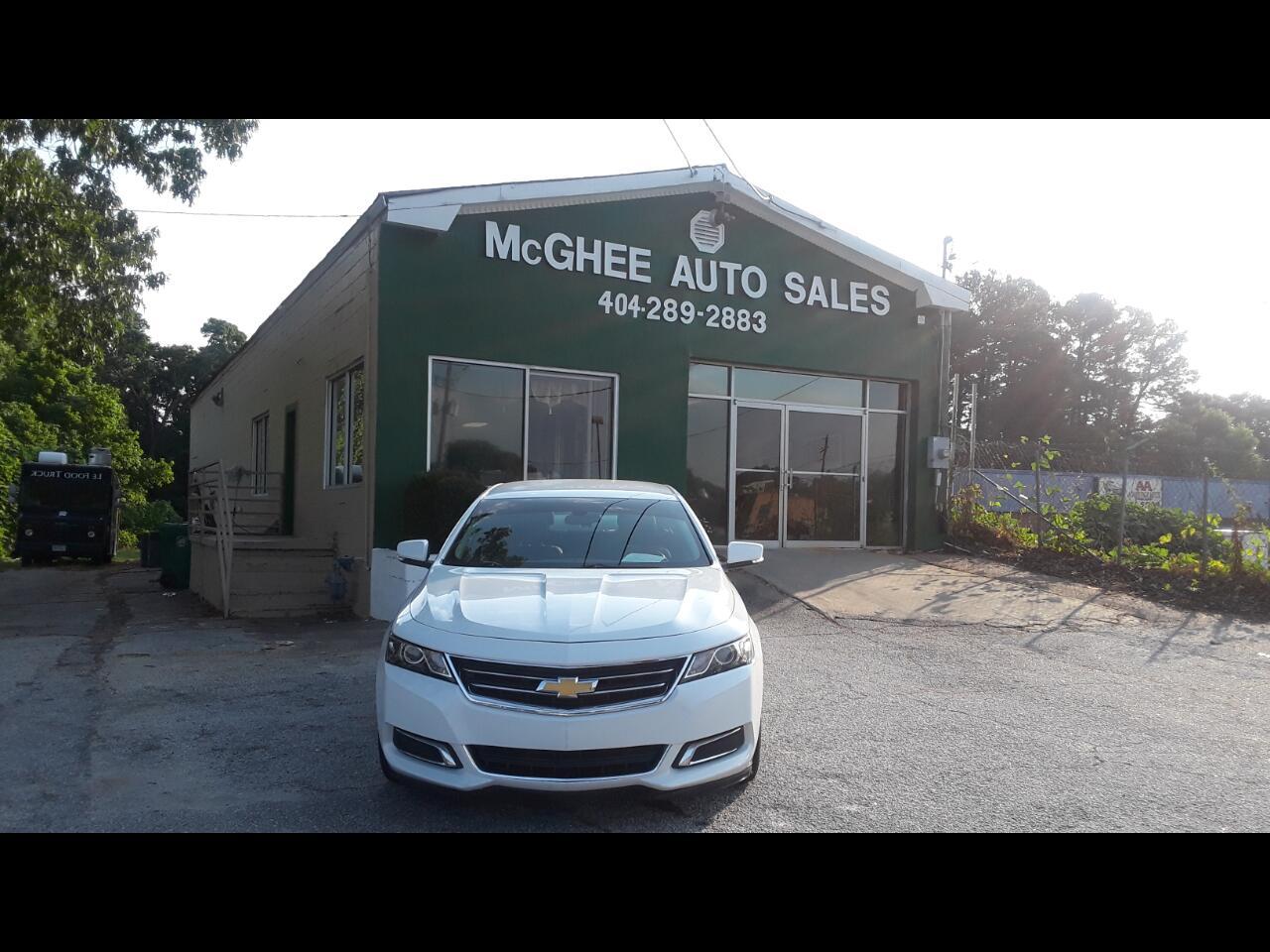 2014 Chevrolet Impala 4dr Sdn LT