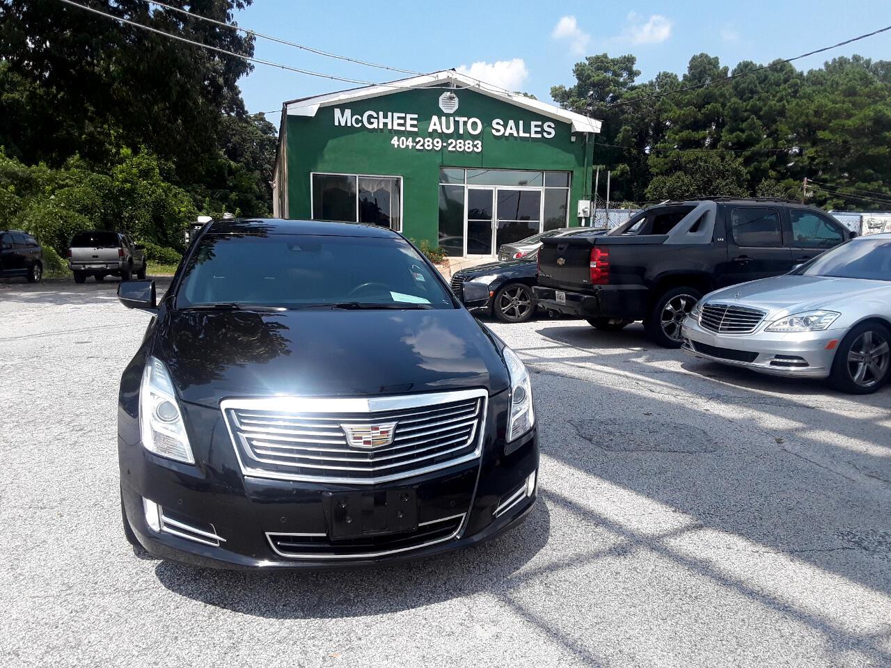 Cadillac XTS Platinum FWD 2016