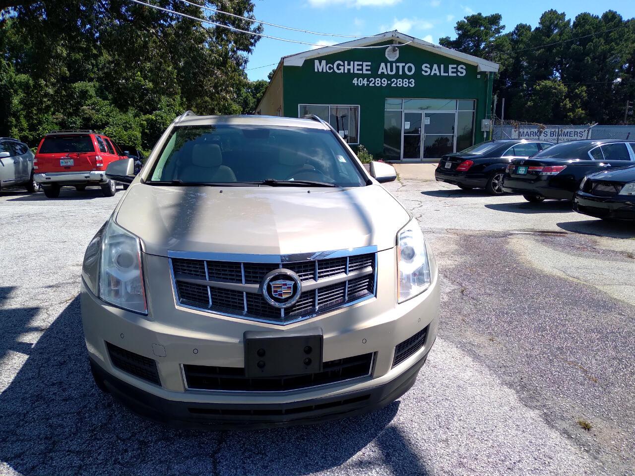 Cadillac SRX Luxury Collection 2011
