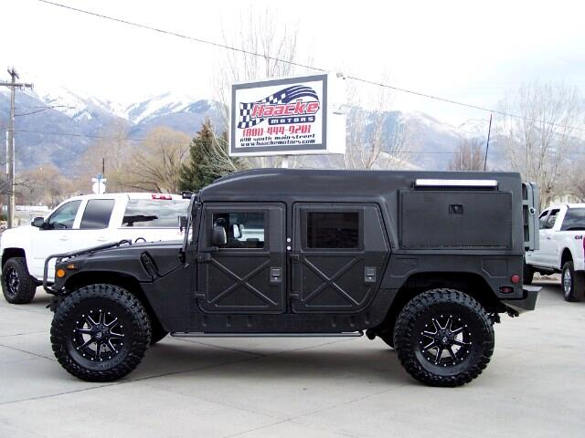 1993 AM General Hummer Hard Top 4-Door