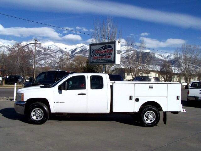 2007 Chevrolet Silverado 3500HD LT1 Ext. Cab 4WD